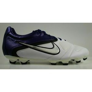 Rare 2011 Nike CTR360 LIBERETTO ll FG Soccer Cleat